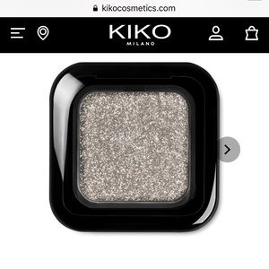 KIKO glitter eye shadow
